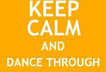 Dance! Ballet! / by Carmen Sanabria