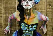 Festival of the dead inspiration / by Denise Castellucci