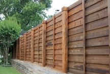 Fence to be built