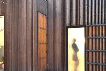 Outdoor Wood Panel
