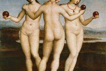 Рафаэль Санти (1483 — 1520) / Ренессанс, итальянское Возрождение