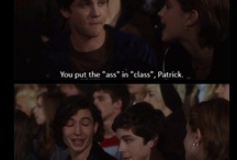 Perks of being a wallflower!!!