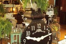 Tick Tock Time / Clock Creations