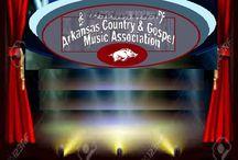 Arkansas Country Gospel Music Association / The Arkansas Country & Gospel Music Association came into existence on January 2012.