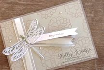 Stampin up dragonfly