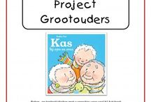 Grootouders thema / by Juf Shanna