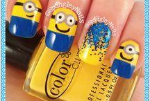 Nails / Nails, paznokcie, malowanie