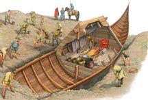 Ilustración Arqueológica / great archaeological illustrations