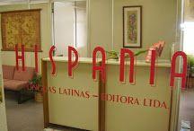 Franquia HISPANIA / Primeira rede especializada no ensino de espanhol no Brasil.