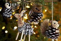 ispirazioni creative autunnali,natalizie