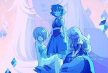 steven universe kék gyémánt kékekel