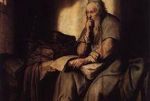 Chiaroscuro / Šerosvit (italsky chiaroscuro) je výtvarná metoda použití kontrastů mezi světlem a tmou. Hlavní metodou šerosvitu je tedy modelování světlem. Třetí rozměr je pak evokován světly a stíny. Šerosvit se jako malířská metoda vyvinul v 15. století v Itálii a ve Flandrech. Plnohodnotný šerosvit však používá až v 16. století Manýrismus a Baroko. Odvozená metoda tmavých objektů dramaticky osvícených sloupem světla z nevelkého a často skrytého zdroje se nazývá temnosvit, vt. tenebrismus.