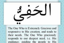 ASMA'UL HUSNA - The 99 Names of Greatest ALLAH