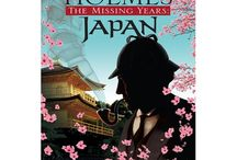 Sherlock Holmes, the Missing Years: Japan / Everything related to the book