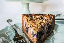 Recipes from Fragrant Vanilla Cake
