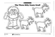Kindergarten - retelling / by Betsy Synnott