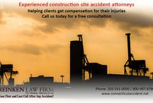 Construction Site Accident Attorney