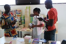 Resource Centre - Kampala, Uganda / A former MBA student has set up a consultancy firm in Uganda with its own resource centre, composed largely of second hand books donated by the University Library.  Find out more on Liblog: http://www.liblog.port.ac.uk/blog/2016/05/16391/