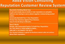 Customer Reputation and Employee Review System / Reputation Building Made Easy A safe and simple way to build a 5 star reputation on autopilot, without ever having to worry about negative reviews being posted online. Automatically Build Your 5 Star Reputation Protect Your Business Against Poor Reviews Easy To Use & Setup In Minutes. How it Works Simple, Safe Automated System To Build Your Reputation All you need is their Name & Email…And we'll automate the rest!
