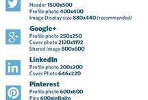 Media size for social media