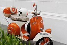 Scooteris - Vintage Transport