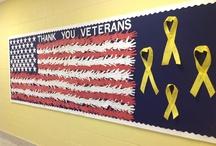 Veterans day / by Kori Batten