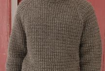 Strikk til menn/ knits for men / Patterns for men