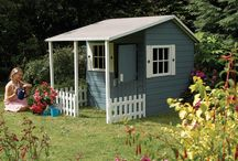 Children's playhouses / Tempt your little ones outside with a fun garden playhouse!