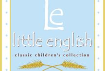 Little English Products We Love! / by Little English