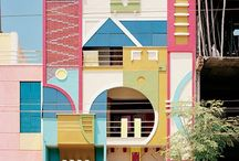 LIVING / Colourful houses from around the world