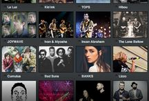 Curated Internet Radio  / Expert Curation - (Ads) - (Old & Retired Acts) = Awesome. / by DeliRadio