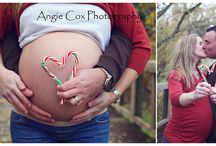 Holiday Maternity Session