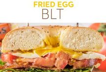 plain sandwiches