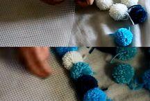 alfombras pon pon