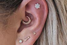 Piercing /Boucle d'oreille