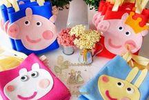 Festa a tema: Peppa Pig