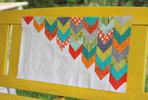 Quilts: Chevron / by Anna Veach
