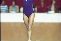 Vintage gymnasts