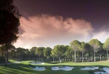 Carya Golf Club / Carya Golf Club, in Antalya's Belek Region, is the first classic, heathland style golf course to be built on Turkey's Mediterranean coast. Set on undulating sand hills, Carya is a championship golf course at the heart of Turkey's golf coast. http://visitantalya.com/carya-golf-club-4699