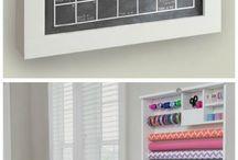 Inspirational Craft Room