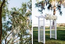 Floral Arbors, Pergolas, and Chuppahs by Greenery