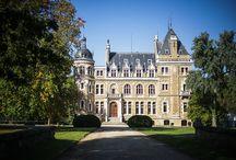 Visite du château de Méridon