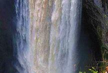 Joet, järvet, vesiputoukset