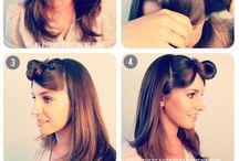 Ideas on hair&make up