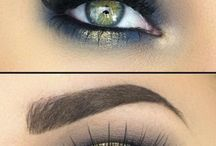 smokey eyes photography