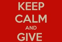 keep calm / by Rhonda Rabon