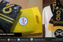 SCARF KNIT #INFINITE / created by ratnayeol / Little Lumut (online STORE)  Note: prices can changes any time... Welcome to our Store! and happy shopping...^__^
