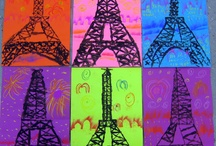 Discovering France at home / A collection of resources and activities to go along with Discovering France at home.