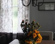 Flower arrangements to help with house viewings
