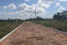 Oobras do Vila Verde Acaraú do mês de junho / Confira as imagens das obras do Vila Verde Acaraú do mês de junho de 2014.